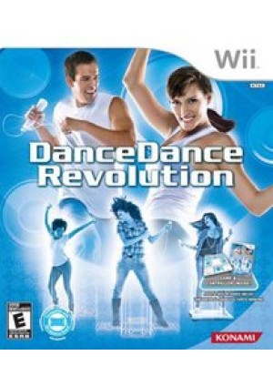 Dance Dance Revolution (Jeu Seulement) / Wii