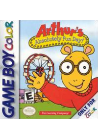 Arthur's Absolutely Fun Day/Game Boy Color