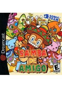 Samba de Amigo/Dreamcast