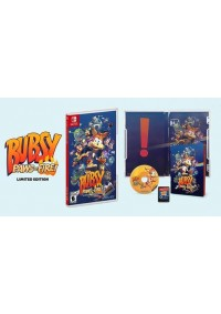 Bubsy Paws On Fire Limited Edition/Switch