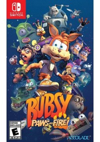 Bubsy Paws On Fire/Switch