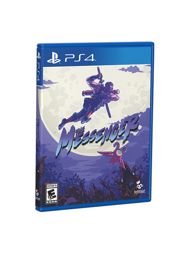 The Messenger/PS4