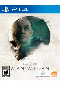 The Dark Pictures Man of Medan/PS4