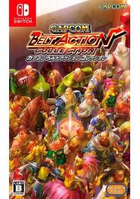 Capcom Belt Action Collection (Version Japonaise Multilingue) / Switch