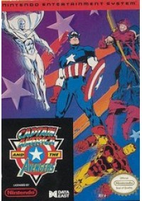 Captain America And The Avengers/NES