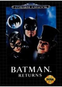 Batman Returns/Mega Drive