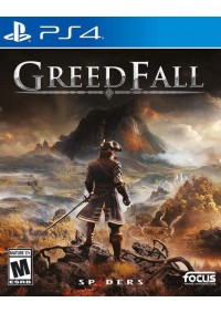 GreedFall/PS4