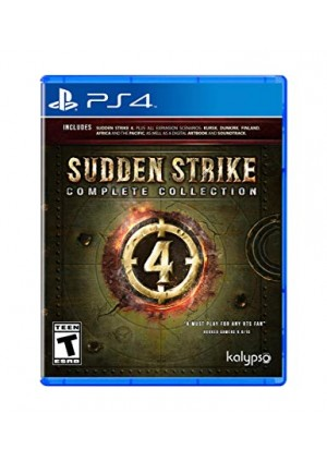 Sudden Strike 4 Complete Collection/PS4