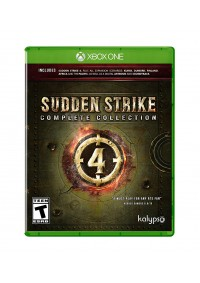 Sudden Strike 4 Complete Collection/Xbox One