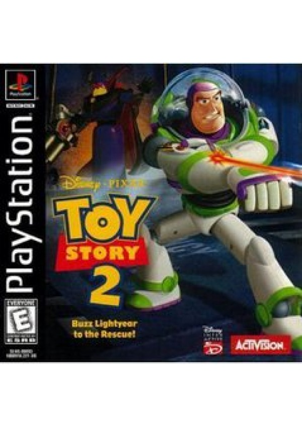 Toy Story 2/PS1