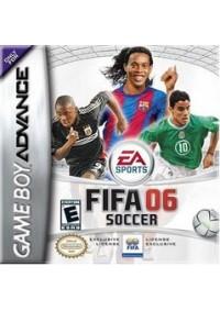 Fifa Soccer 06/GBA