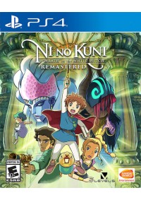 Ni No Kuni Wrath Of The White Witch Remastered/PS4