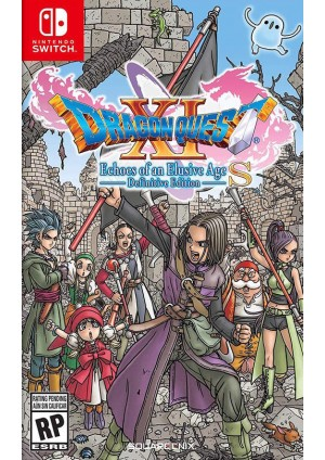 Dragon Quest XI S Echoes of an Elusive Age Definitive Edition/Switch
