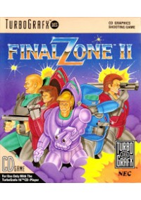 Final Zone II /TurboGrafx 16