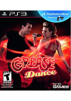 Grease Dance/PS3