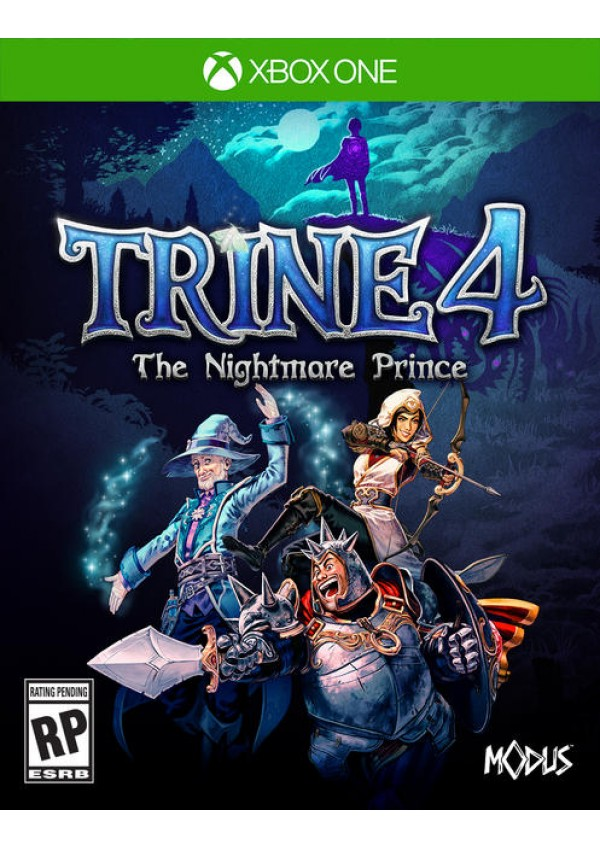 Trine 4 The Nightmare Prince/Xbox One