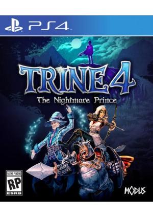 Trine 4 The Nightmare Prince/PS4