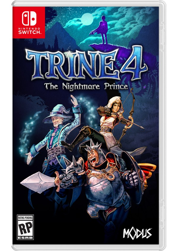 Trine 4 The Nightmare Prince/Switch