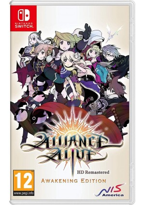 The Alliance Alive HD Remastered - Awakening Edition/Switch