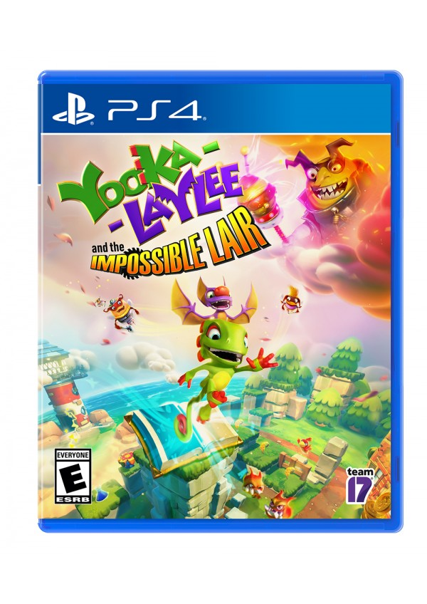 Yooka Laylee and the Impossible Lair/PS4