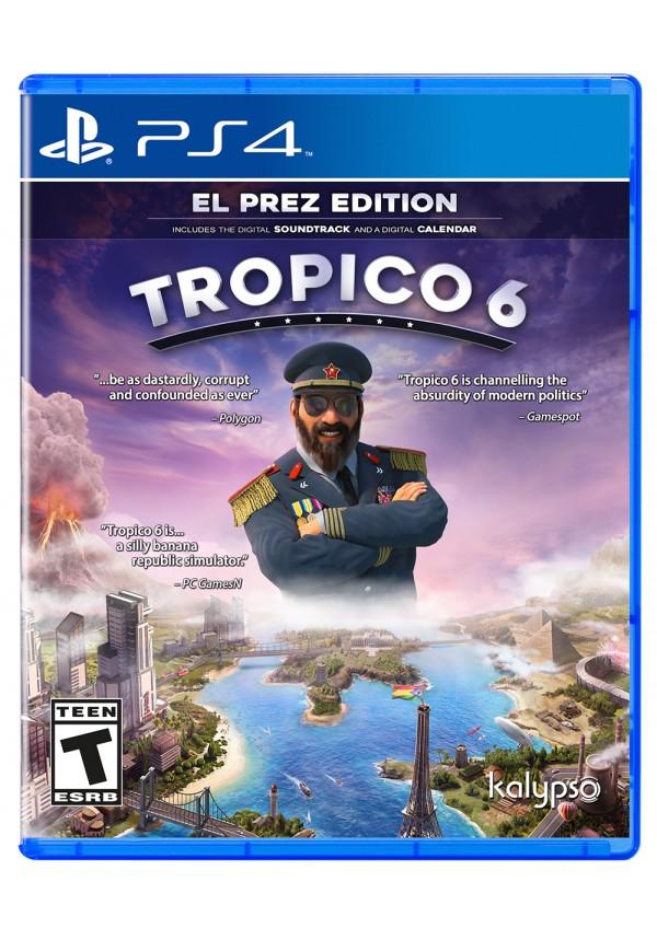 Tropico 6 El Prez Edition/PS4