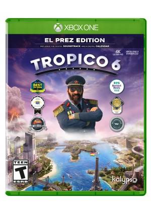 Tropico 6 El Prez Edition/Xbox One
