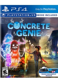Concrete Genie (Compatible PSVR) / PS4