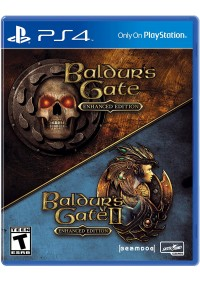 Baldur's Gate & Baldur's Gate 2 Enhanced Edition/PS4