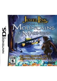 Jewel Link Mountains Of Madness/Nintendo DS