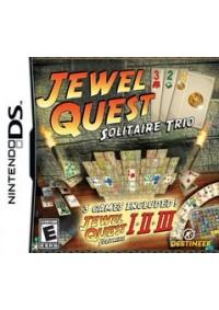 Jewel Quest Solitaire Trio/Nintendo DS