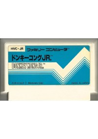 Donkey Kong JR. (HVC-JR Japonais)/Famicom