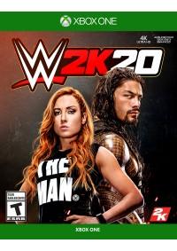 WWE 2K20/Xbox One