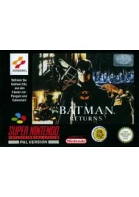 Batman Returns (SNSP-BJ-FAH Version Européenne) / SNES