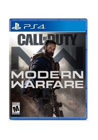 Call of Duty Modern Warfare (2019) / PS4