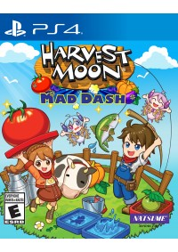 Harvest Moon Mad Dash/PS4