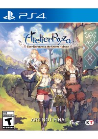 Atelier Ryza Ever Darkness And the Secret Hideout/PS4