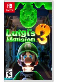 Luigi's Mansion 3/Switch