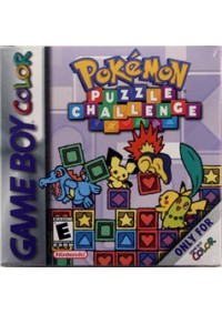 Pokemon Puzzle Challenge/Gameboy Color