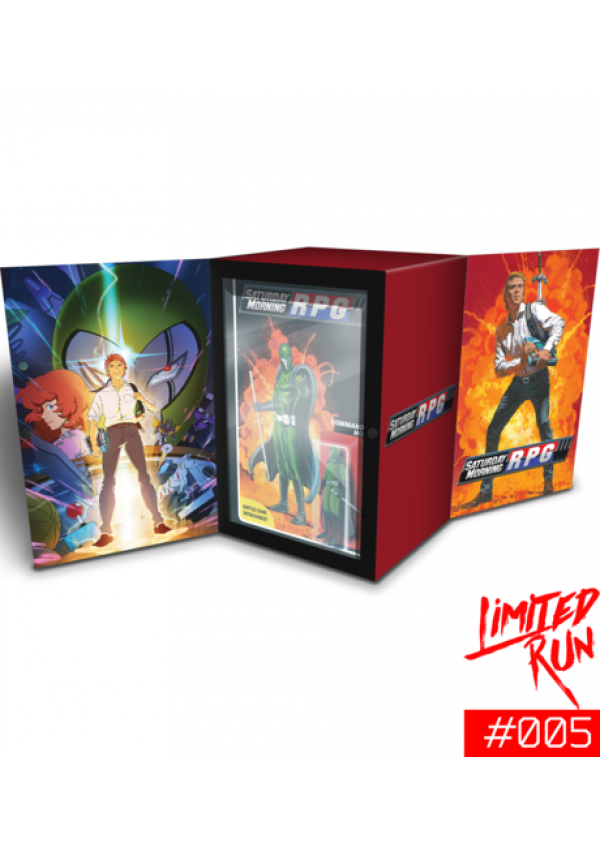 Saturday Morning RPG Collector's Edition Limited Run Games #5/Switch