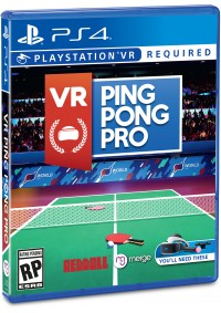 VR Ping Pong Pro/PSVR