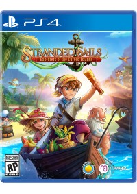 Stranded Sails Explorers of the Cursed Islands/PS4