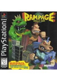 Rampage World Tour/PS1