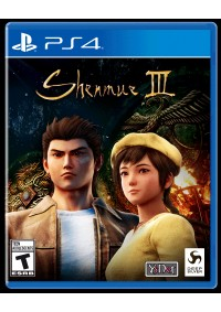 Shenmue 3/PS4