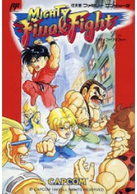 Mighty Final Fight/Famicom