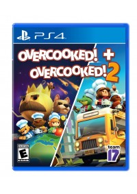 Overcooked! Double Pack (Special Edition + 2) / PS4