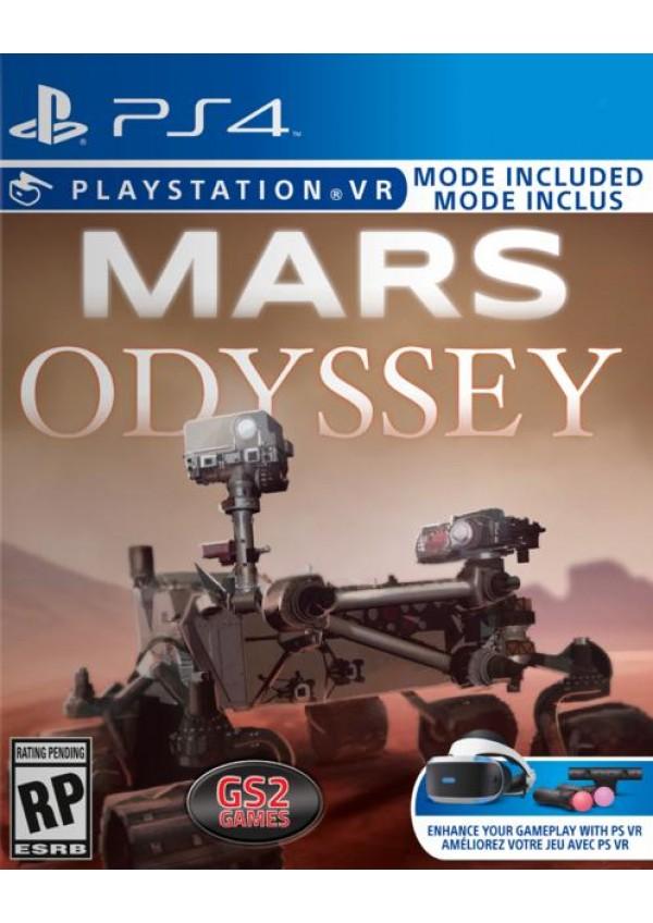 Mars Odyssey (Compatible PSVR) / PS4