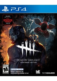 Dead By Daylight Nightmare Edition/PS4