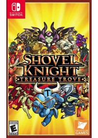 Shovel Knight Treasure Trove/Switch