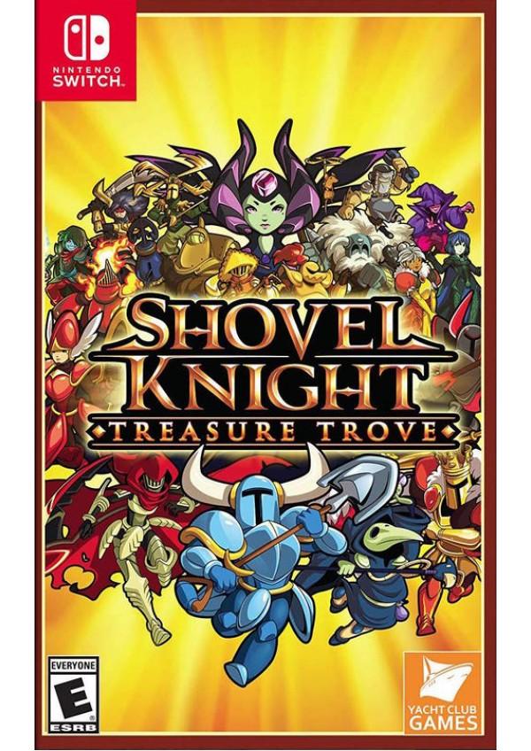Shovel Knight Treasure Trove/Switch