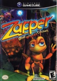 Zapper One Wicked Cricket/GameCube